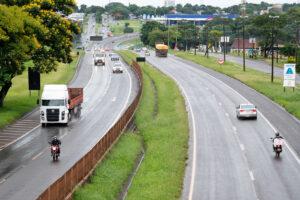 Duplicação da Rodovia de chegada a Foz do Iguaçu