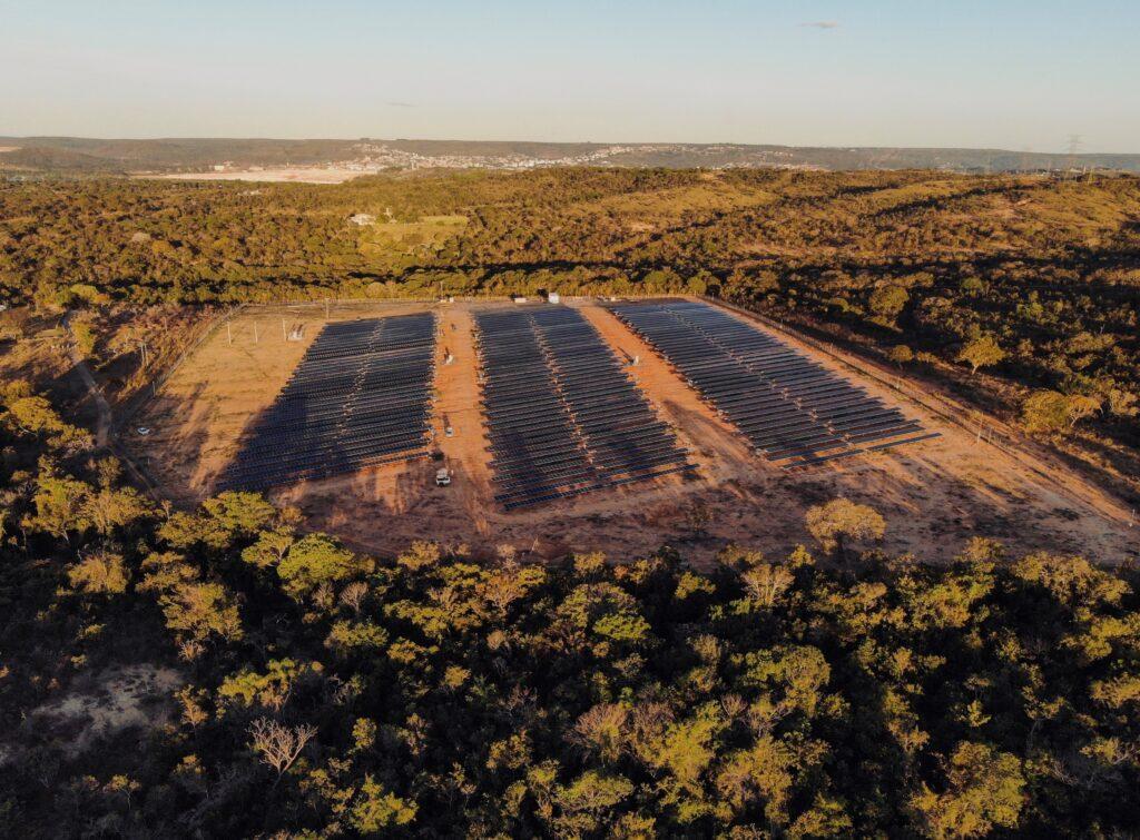 Usina Fotovoltaica Illuminatus em Minas Gerais energizada pela Tecnova _Foto divulgação (2)
