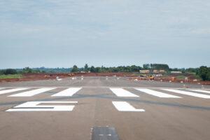 Ampliação da pista do Aeroporto de Foz Iguaçu
