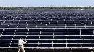 usinas solares tomam centenas de hectares de áreas agricultáveis
