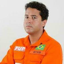Deyvid Bacellar - Coordenador Geral da FUP