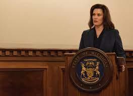 Governadora de Michigan: de olho nas próximas eleições