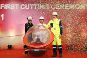 Bacalhau-FPSO-Topside-Project-First-Cutting-Ceremony-1