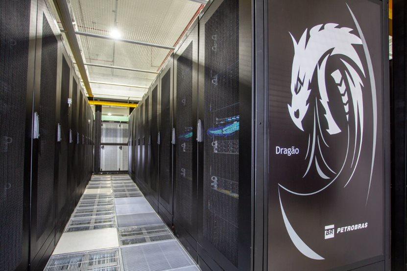 Supercomputador Dragao - Foto de Rafael Wallace[42079]