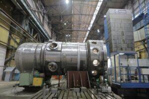 Reactor head for Sibir icebreaker - 460 (Atomenergomash)