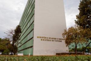 BRASÍLIA-DF. 23/10/2017 Fachada do Ministério de Minas e Energia (MME) Foto: Saulo Cruz/MME