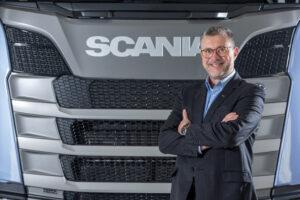 Silvio Munhoz, Diretor de Vendas de Soluções da Scania no Brasil