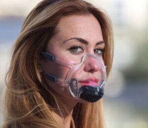 mascara mulher