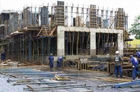 Construção Civil está alta e tem o maior crescimento