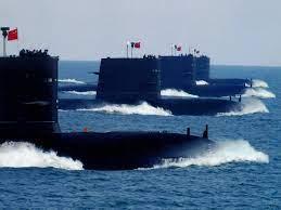 submarinos chineses